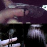 Наращивание волос. Фото 1. Саяногорск.