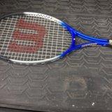 Теннисная ракетка wilson. Фото 1. Москва.