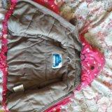 Куртка и штаны зимние для девочки. Фото 2.
