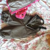 Куртка и штаны зимние для девочки. Фото 3.