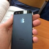 Iphone 5 black 16 gb. Фото 4.