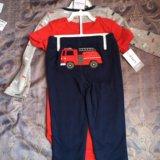 Новый комплект от carter's для мальчика. Фото 3. Котельники.
