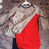 Новый комплект от carter's для мальчика. Фото 4. Котельники.