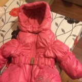 Детская куртка 6-12 мес. Фото 4. Химки.