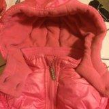 Детская куртка 6-12 мес. Фото 3. Химки.