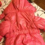 Детская куртка 6-12 мес. Фото 2. Химки.