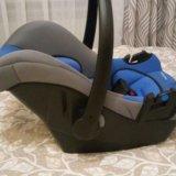 Детское автокресло-люлька от 0 до 13 кг. Фото 1.