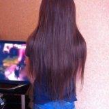 Наращивание волос. Фото 4. Саяногорск.