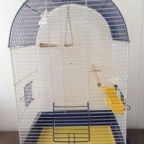 Клетка для птички. Фото 1.