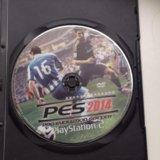 Футбол pes2014 на ps 2не лицензия. Фото 3.