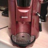 Капсульная кофемашина rotonda squesito. Фото 1.
