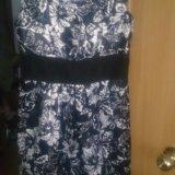 Платье 44 размер. Фото 1. Железнодорожный.