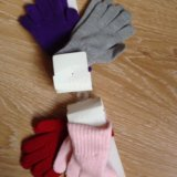 Шапки перчатки. Фото 1.