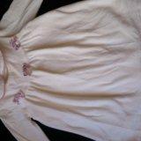 Платье велюр. Фото 1.