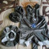 Новогодний костюм волка. Фото 1.