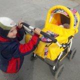 Колибель-шезлонг+ коляска. Фото 3. Новосибирск.