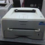 Принтер samsung ml-1710p в отличном состоянии. Фото 1.