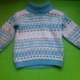 Теплые кофты свитера на мальчика. Фото 4.