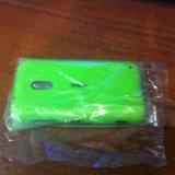 Nokia lumia 620 задняя крышка. Фото 1.
