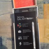 Samsung galaxy note 4. Фото 1.