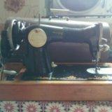 Машинка швейная (ручная). Фото 1.