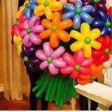 Букеты из шаров. Фото 3.