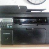 Принтер hp laserjet m1217 nfw mfp. Фото 1.