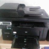 Принтер hp laserjet m1217 nfw mfp. Фото 2.