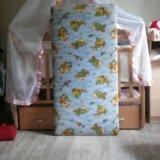 Матрац в детскую кроватку. Фото 1.