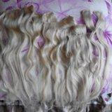 Натуральные волосы (на заколках). Фото 3.