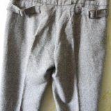 Серые классические брюки. Фото 2. Волгодонск.