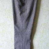 Серые классические брюки. Фото 3. Волгодонск.