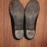 Черные туфли д/д. Фото 2. Москва.