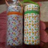 Контейнера для детских бутылочек. Фото 1.