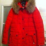 Куртка зимняя удлиненная. Фото 3.
