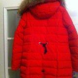 Куртка зимняя удлиненная. Фото 4.