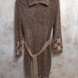 Шерстяное пальто. Фото 1. Москва.