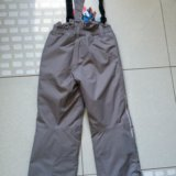 Новые зимние брюки reima р.122. Фото 2.