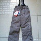 Новые зимние брюки reima р.122. Фото 1.