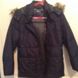 Новая куртка geox на мальчика рост до160. Фото 1.