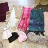 Шапки и шарфы. Фото 3. Барнаул.