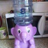 Емкость для воды. Фото 1.