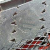 Решетка радиатора kia sorento c 2012 года оригинал. Фото 4.