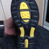 Ботинки зимние мальчик. Фото 1.