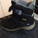 Ботинки зимние мальчик. Фото 2.