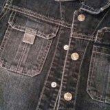 Новая джинсовка на рост до 146. Фото 2.