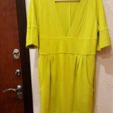 Платье трикотаж плотный. Фото 3.
