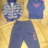 Новый комплект (куртка, кофта, брюки). Фото 1.