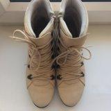 Ботинки женские, полусапожки. Фото 1.