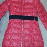 Зимнее пальто р-р 134-140. Фото 3. Подольск.